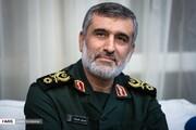 ببینید | سردار حاجیزاده: اگر ما بلافاصله اطلاع رسانی میکردیم سیستم پدافندی ما فلج و امنیت مردم به خطر میافتاد
