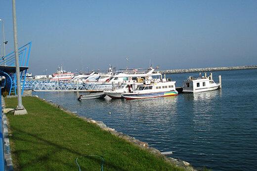 مسیرهای دریایی جنوب کشور هم بسته شد