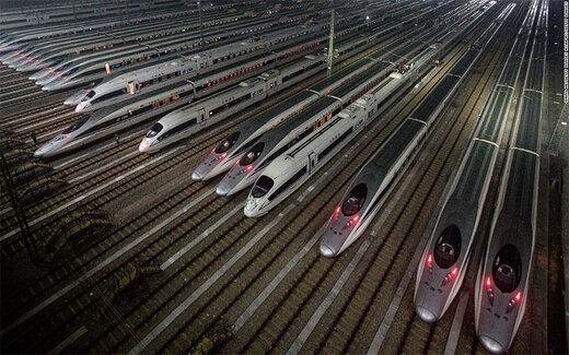 سریع السیر ترین قطارهای جهان کدامند؟