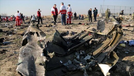 ۵ کشور درگیر حادثه سقوط هواپیما خواستار دریافت غرامت شدند
