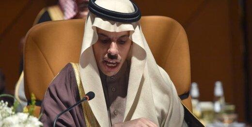 اعتراض سعودی ها به لشکرکشی اردوغان