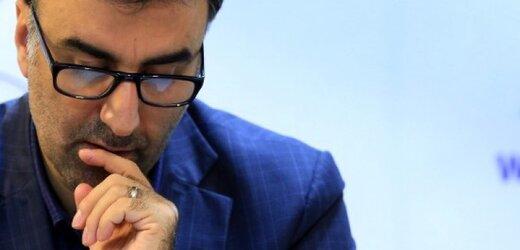 واکنش ابراهیم داروغهزاده به شوخی رضا رشیدپور با قالیباف