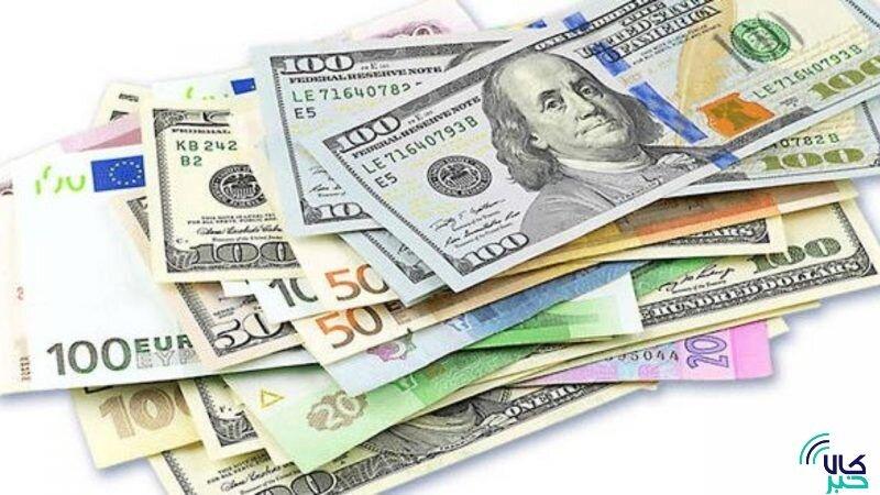 قیمت ارز در صرافیهای بانکی