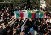 امروز پیکر ۴ نفر از شهدای سانحه هواپیمای اوکراینی در همدان تشییع می شود