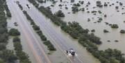 بیشتر جادههای مسدود هرمزگان و سیستانوبلوچستان باز شدند