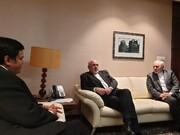 وزير الخارجية الايراني يزور مومباي للقاء رجال الاعمال الايرانيين