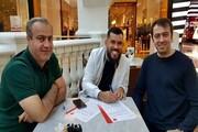 توافق پرسپولیس با گابریل در امارات