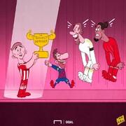 اظهارنظر مسی این دو فوتبالیست را شاکی کرد!