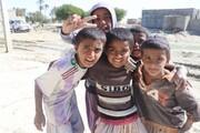 ببینید | تصاویر مازیار ناظمی از کودکان سیل زده سیستان و بلوچستان