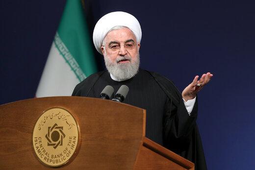 کنایه روحانی به مخالفان دولت درباره جلسه سال ۹۷ شورای امنیت: هر دولت دیگری بود برایش ۴۰ روز جشن میگرفتید