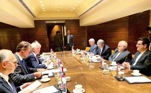 Zarif calls for Europe's change of behavior towards Iran, JCPOA