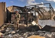 اعتراف پنتاگون به زخمی شدن امریکایی ها در حمله به عین الاسد