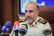 حضور فعال یگان های انتظامی و ترافیکی در مصلای بزرگ امام خمینی