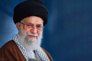 توئیت سایت رهبر انقلاب در واکنش به راهپیمایی ضدآمریکایی مردم عراق