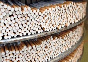 ۳۸ درصد بازار کشور در اختیار سیگار قاچاق