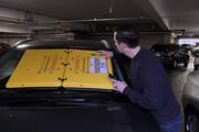 تصاویر | جدیدترین نحوه جریمه خودرو در آمریکا