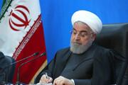 فیلم | روحانی درباره برجام: وسیله نقلیهمان درست بود، دشمن جاده را خراب کرد