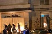 واکنش حریری و عون به اغتشاشات لبنان