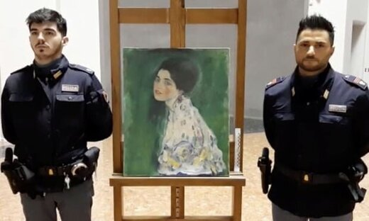 پیدا شدن نقاشی گرانقیمت در ایتالیا/ اصالت نقاشی تایید شد