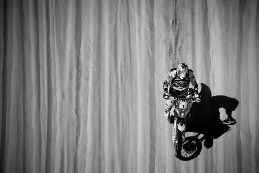 رالی داکار ۲۰۲۰ به روایت تصویر