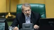 آخرین وضعیت نمایندگان مبتلا به کرونا از زبان لاریجانی/تلاش ما برگزاری جلسات در محل پارلمان با پروتکل جدید است اما ...