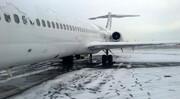تمام پروازهای فرودگاه مهرآباد لغو شد
