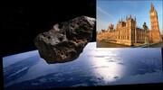 عبور سیارکی از کنار زمین خبرساز شد