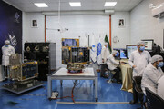 فیلم | ماهوارههای ایرانی «ظفر» را ببینید