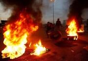 الجزیره از اوج گرفتن ناآرامی ها در بغداد خبر داد