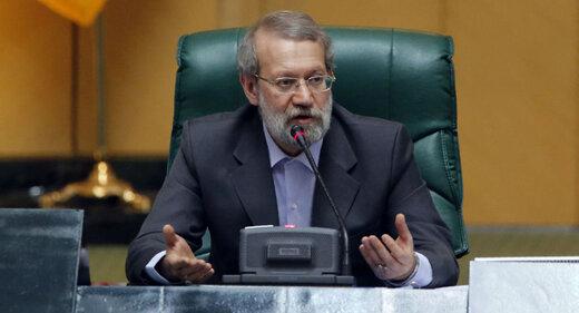 لاريجاني: على اوروبا ان تنتهج العدالة في القضية النووية الايرانية