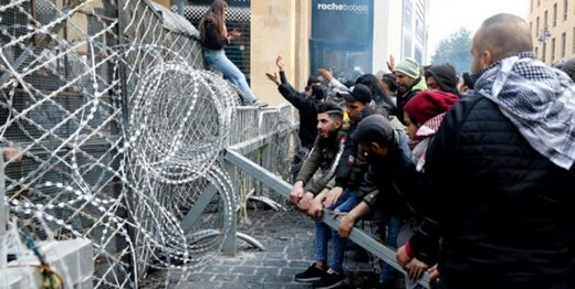 تصاویر| شمار زخمی های بیروت به 220 نفر رسید
