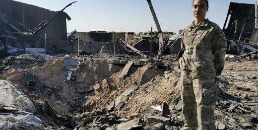 آمریکایی ها در عین الأسد دست به کار شدند