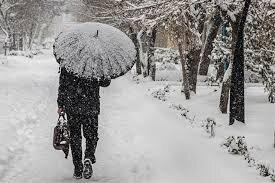 بیشترین برف در البرز کجا باریده است؟