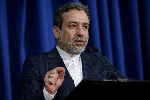 عراقچی: لغو میزبانی ایران ناشی از تصمیم ناجوانمردانه عربستان است