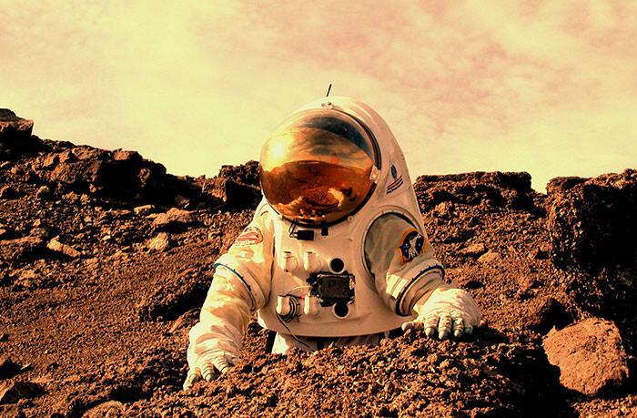 ارسال انسان به مریخ