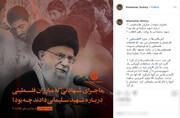 آنچه مبارزان فلسطینی درباره سردار سلیمانی به رهبر انقلاب گفتند