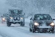 تردد روان در محورهای شمالی/بارش برف و باران در اکثر محورهای کشور