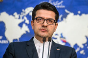 Spox: Iran ready to cooperate with regional states on fighting 'Deal of Century'