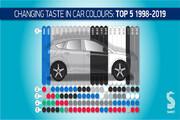 ببینید| محبوبترین رنگ برای ماشینها در دنیا به روایت یک منبع جهانی: مشکی رنگ عشق است!