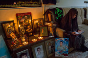 فیلم | روایت مادر شهید آتشنشان از روزی که پلاسکو آوار شد