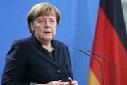 فیلم | مرکل: به خاطر رفتار بعضیها در نشست برلین حرص خوردم!