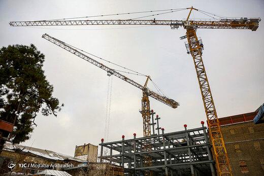 آخرین وضعیت ساختمان جدید پلاسکو