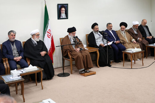 Supreme Leader: Resistance of people angers US