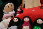 تصاویر | نمایشگاه اسباب بازیهای ایرانی را ببینید