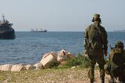 فیلم | رزمایش مشترک روسیه و سوریه در «طرطوس»
