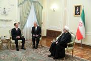 روحانی: دولت فعلی آمریکا، مجری سیاستهای رژیم صهیونیستی است