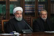روحانی: در حادثه هواپیمای اوکراینی، مردم به خوبی با خانواده جانباختگان همدردی کردند