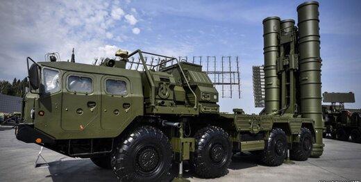 ترکیه همراه با اس 400، 120 موشک دیگر هم دریافت کرده است