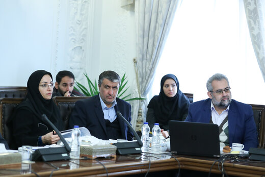 جلسه شورای اجرایی فناوری اطلاعات