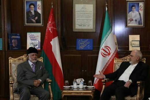 Iranian, Omani FMs stress two countries' strategic ties